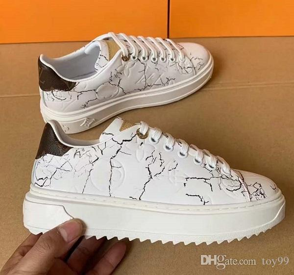 With Box Sneaker Casual Shoes Trainers
