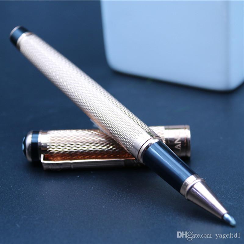 Hot-fördernder Preis M Roller Pen Kristall oben Schule Büro-Lieferanten geben Verschiffen-Qualitäts-Rollenkugelschreiber New Kommen