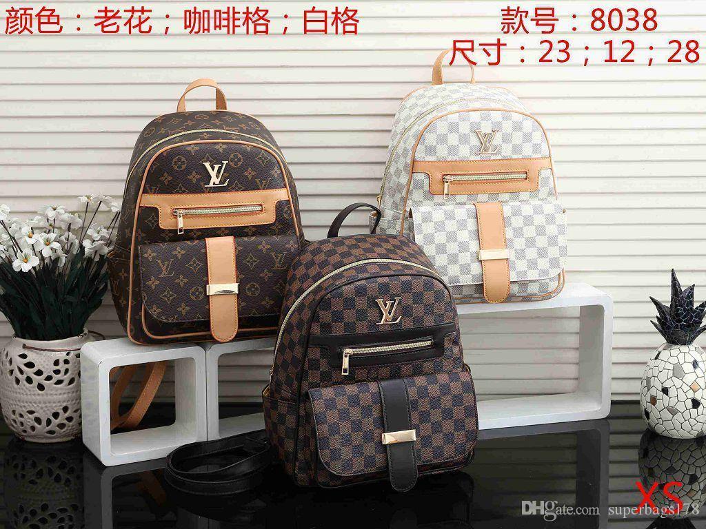XS 8038 Mejor alta calidad del precio de las mujeres solas señoras de totalizador del bolso del morral del hombro del bolso del monedero