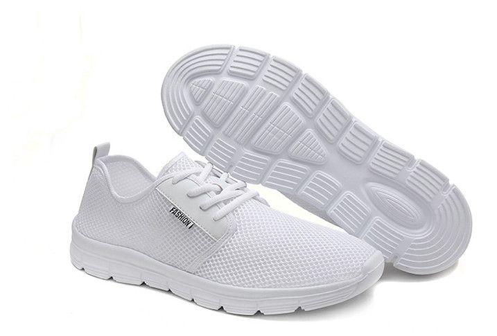 Männer Freizeitschuhe Herren Turnschuhe Marke Herren Schuhe Loafers Beleg auf Mann Mesh-Wohnungen Breathable Frühling Herbst Winter Xammep