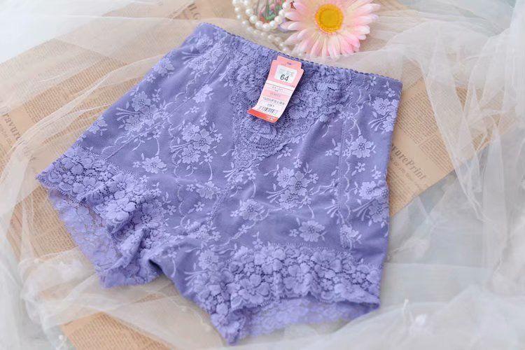 Além disso, o tamanho grande das mulheres Barriga de Controle Calcinhas Briefs Slimming Alongamento Underwear Belly Magro Shapewear bainha Lingerie 64-95