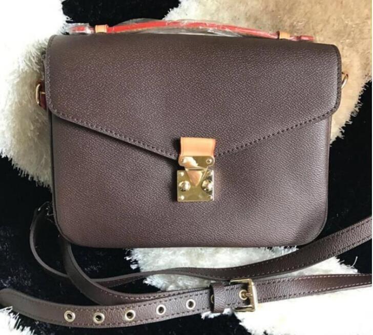 2020 Новая высококачественная кожаная дизайнерская женская сумка pochette Metis наплечные сумки crossbody сумки messenger bagM40780 g857
