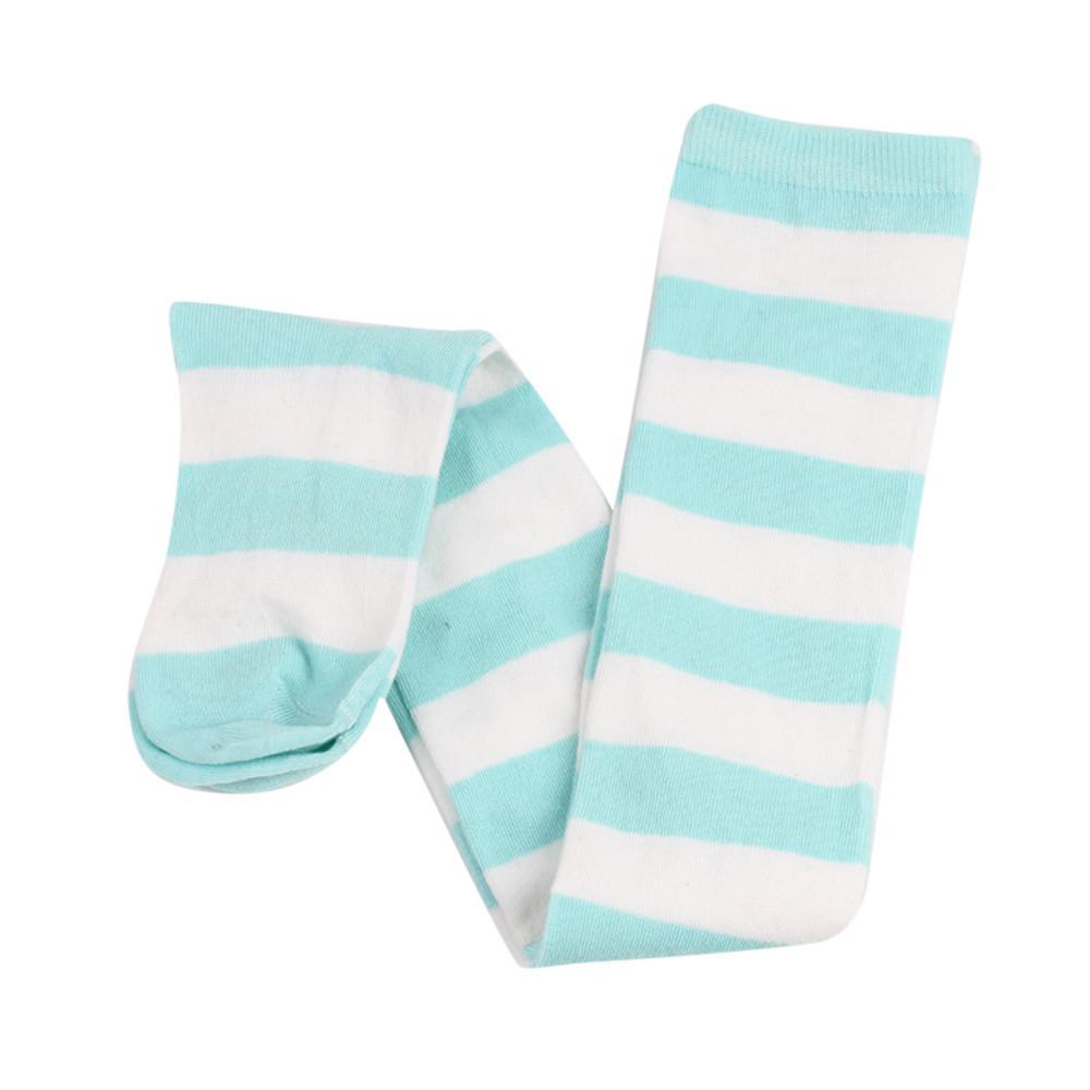 Frauen Strümpfe Mädchen über Knie-langer Streifen gedruckt Schenkel Hohe gestreifter Baumwolle Socken süße nette Plus Size Fashion Overknee-Socken