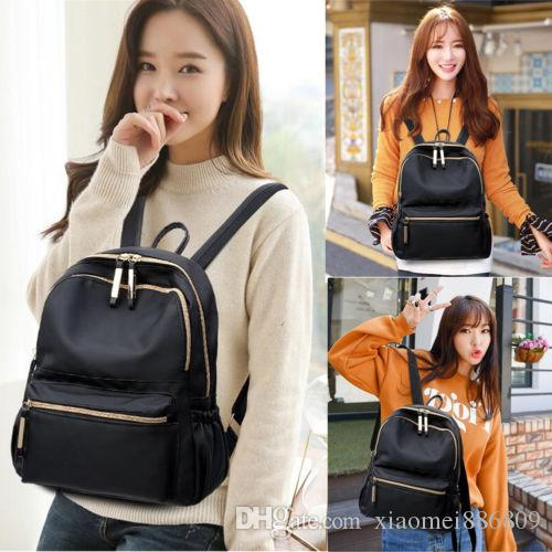 Tasche Neue Frauen Mädchen Oxford Mode Mini Handtasche Rucksack Rucksack Reiseschule Tkruh