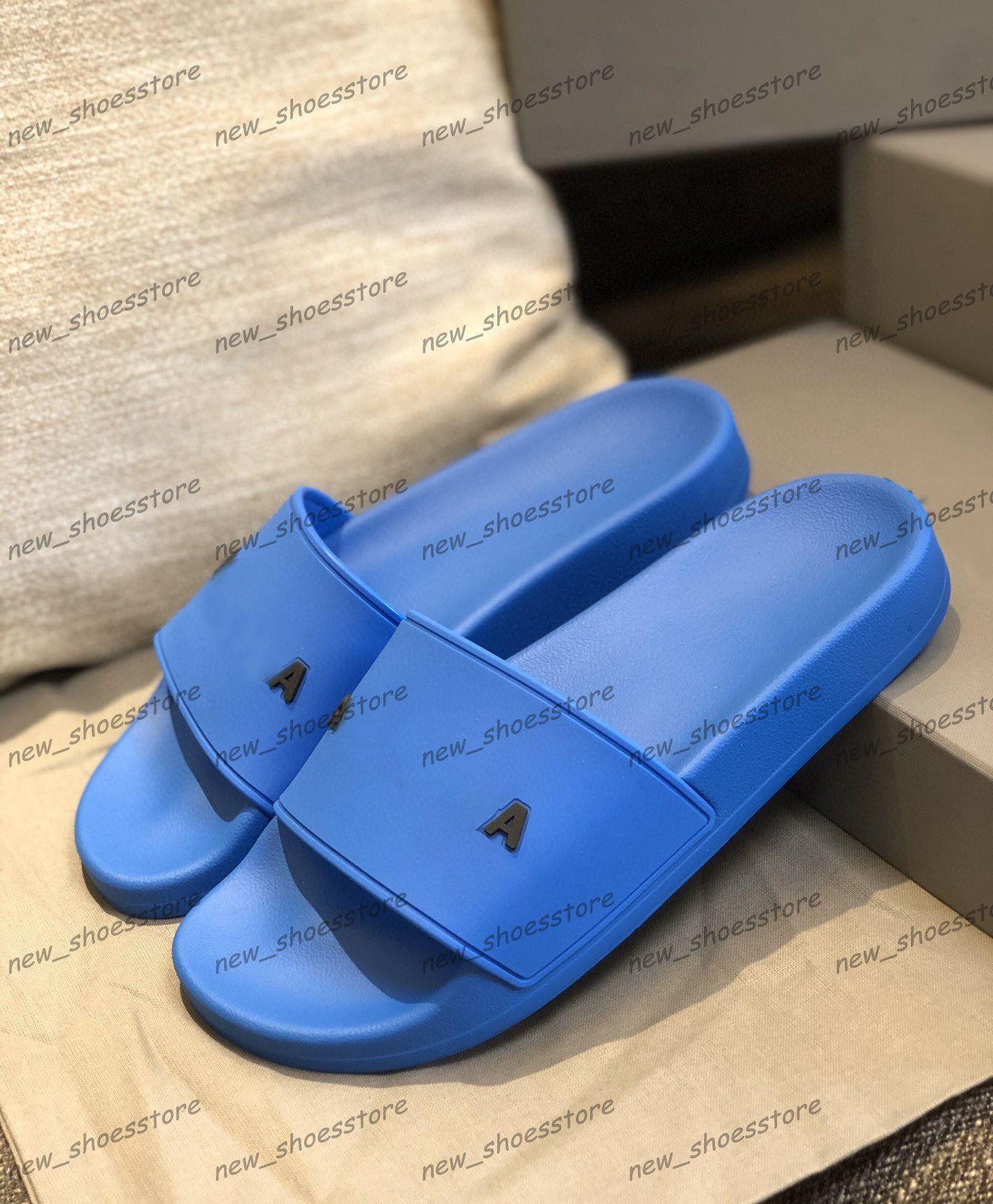 Womens Yaz Terlik Plaj Slide Sandalet Konfor Ayaklı Ayakkabı Terlik Deri Geniş Ayaklı flop flop