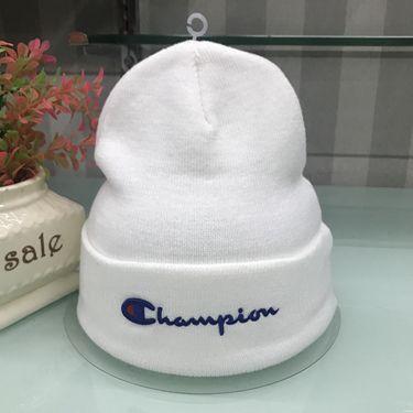 NEW High quality Champions Beanies Men Women Winter Hat Unisex Plain Warm Soft Beanie Skull Knit Cap Hats Knitted Touca Gorro Caps