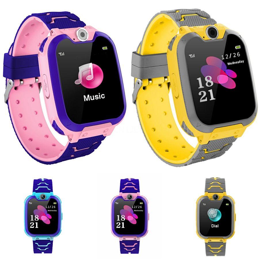 Children Kids Watch Boys Girls Multifunction Led Digital Wristwatch Students Sport Waterproof Watches Birthday Gift Watch #520