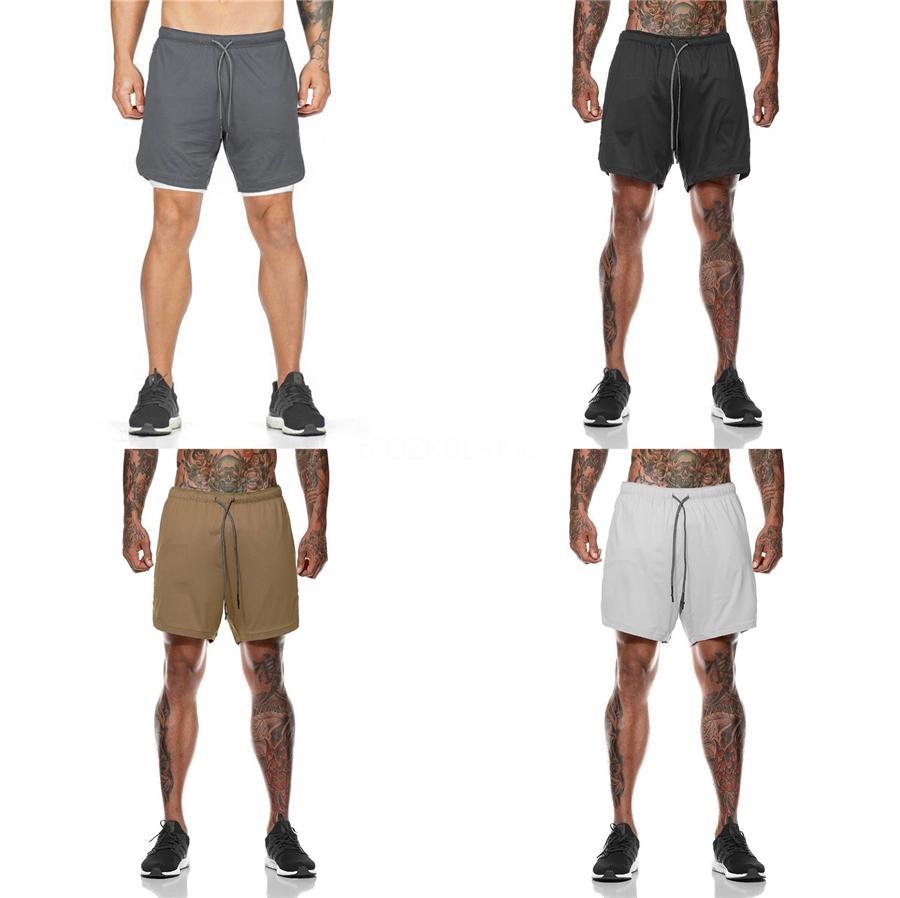 Homem Verão joelho frouxo multi Pockets Shorts Casual Mens Praia Shorts Plus Size Camouflage carga Shorts Para # 531