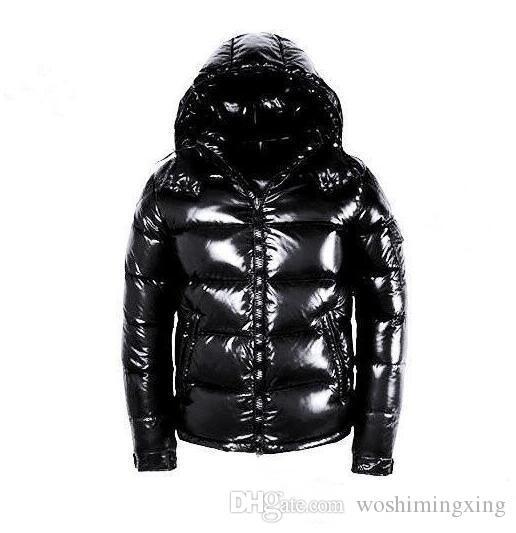 재킷 파카 착실히 보내다 패션 남성 여성 캐주얼 다운 자켓 다운 자켓 남성 야외 따뜻한 깃털 드레스 남자 겨울 코트