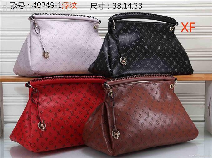 3MLC guten Preis XF 40249-5 NEW Arten Modetaschen Damen Handtaschen-Frauenbeutel-Einkaufstasche Taschen einzelner Schulter