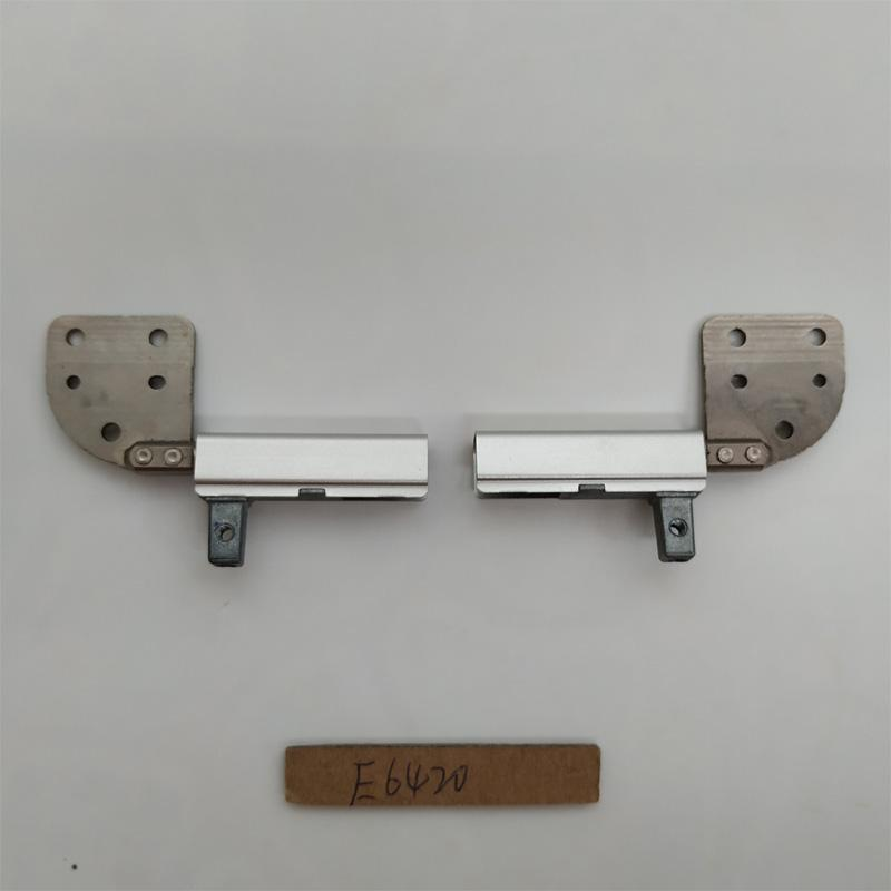 1 pair new LCD Hinges//hinge for Dell Latitude E6420 Replacement Parts