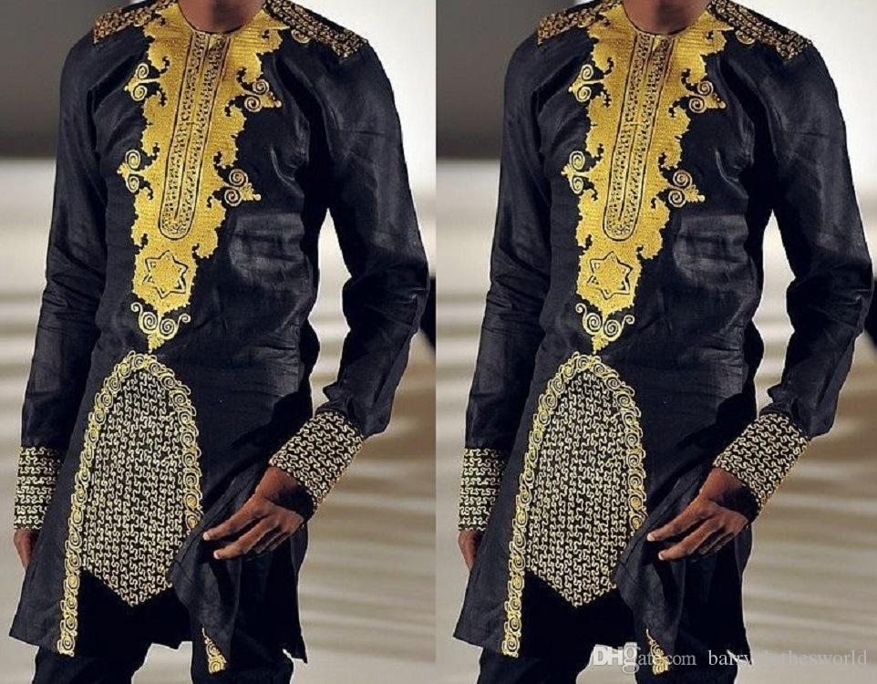Ropa africana impresa camisa africana hombres ropa roupa africana dashiki hombres africa camisas para hombres nigerian ropa tradicional