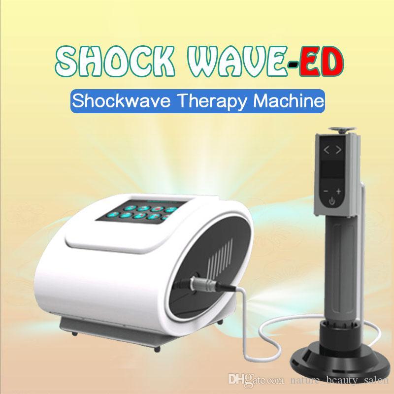 Heiße verkaufende gute Qualität Stoßwellentherapiegeräte für sexuell übertragbare Krankheiten (STD) und ED-Behandlungen