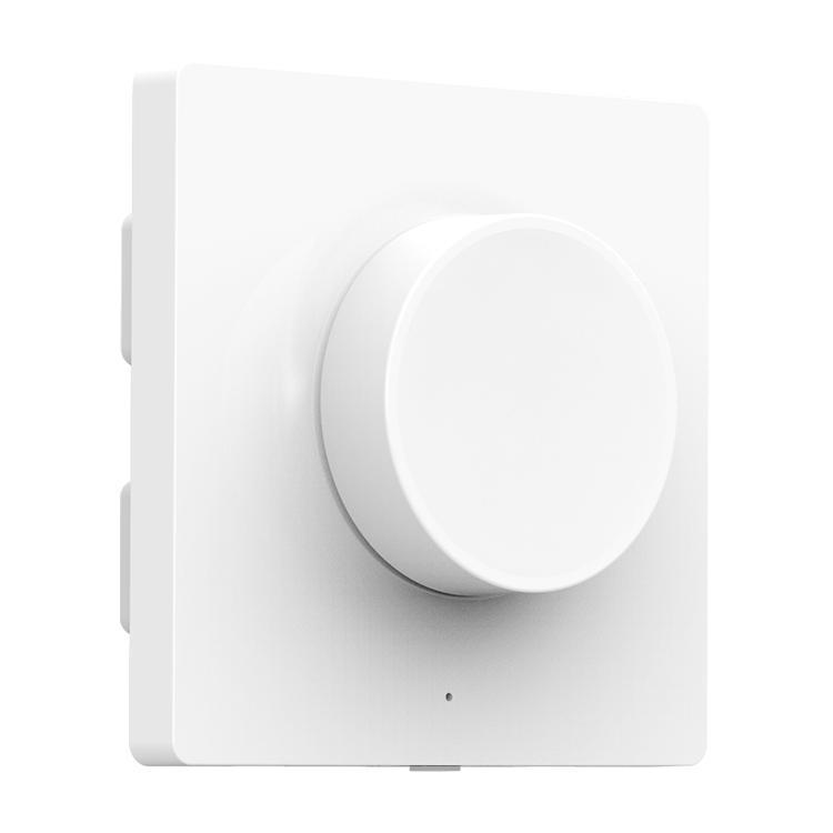 Original Xiaomi Yeelight inteligente interruptor Dimmer Wall, 86 Box Versão