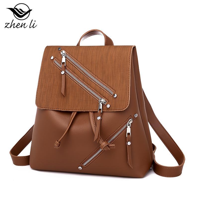 2020 New Backpack Womens Shoulder Fashion Cross-Border Womens Bag Fashion Japanese Small Bag Wholesale