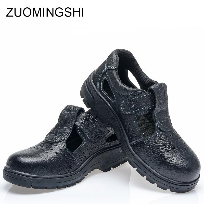 leather safety shoes online