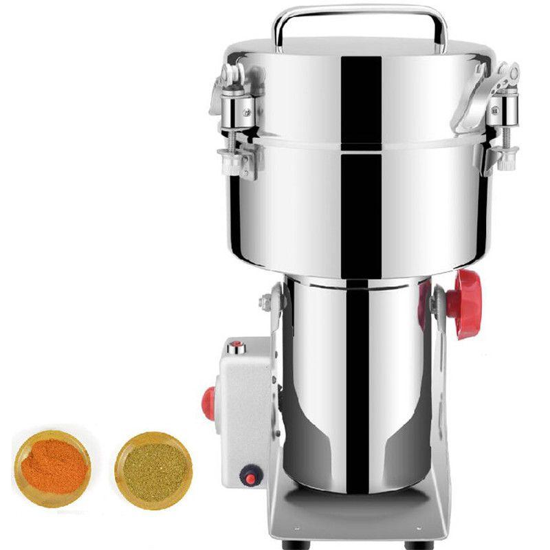 Molinillo de polvo fino comercial BEIJAMEI Factory 2500g / molienda eléctrica de polvo de cereal / fresadora de polvo de maíz en grano para la venta