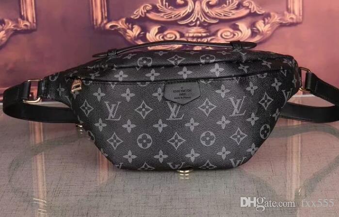 Newset di lusso della signora Messenger Bags Amore cuore V Motivo a onde Satchel Genuine Leather Shoulder Bag Designesr catena borse Purse6