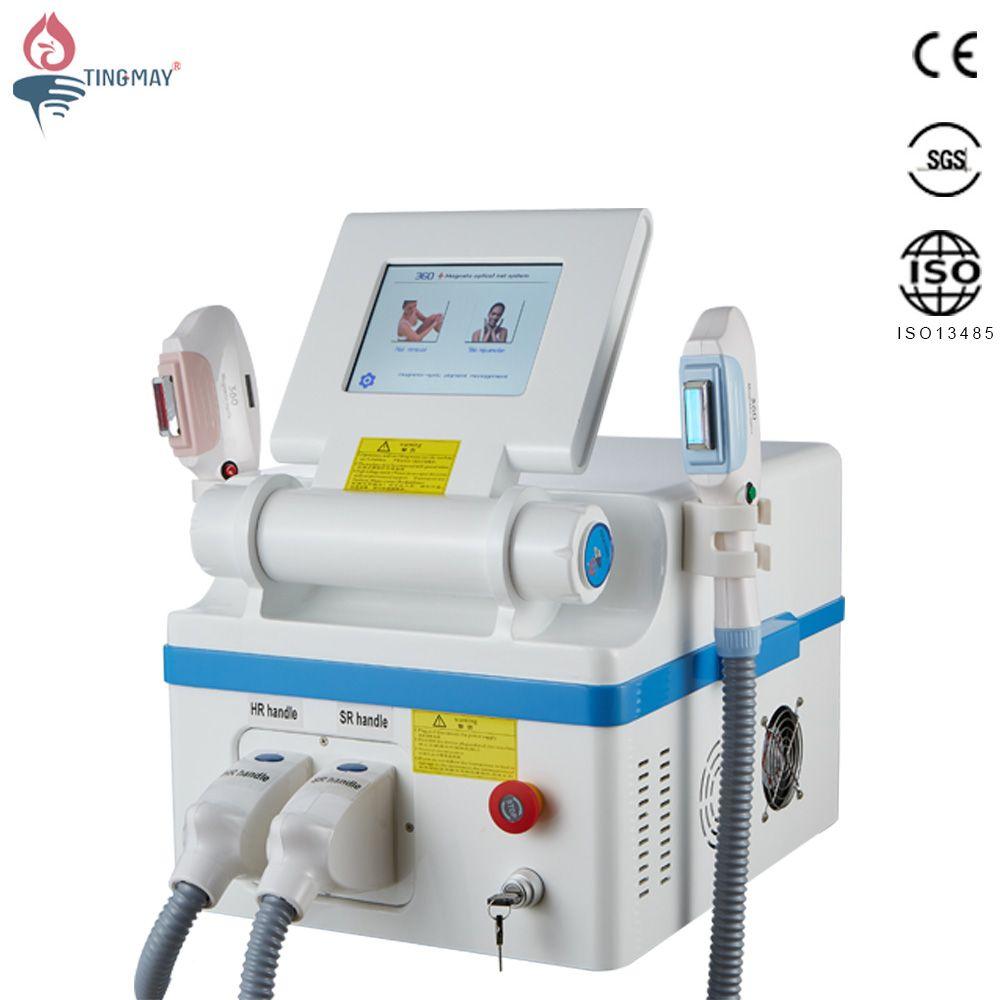 360 магнитооптическая система ipl shr opt машина для удаления волос