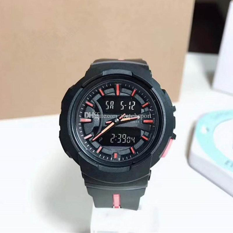 Japan Leisure Waterproof Sport Mens Watches New Arrival Multifunctional LED Outdoor G Style Shock Men Watch Relogio Masculino Drop Shipping