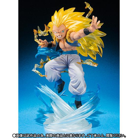 16cm Gotenks Dragon Ball Z Action Figure PVC Collection figures toys for christmas gift brinquedos Collectible with retail box Y190529