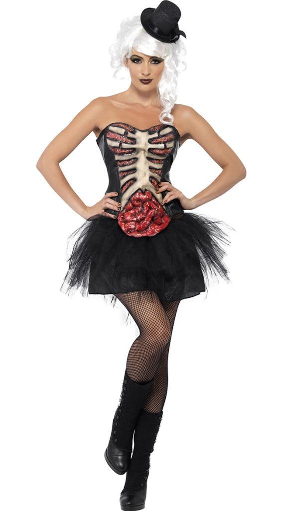 Terrorist messicano Undead Festival Costume Vampire Strega Steampunk Disguise Devil Cosplay