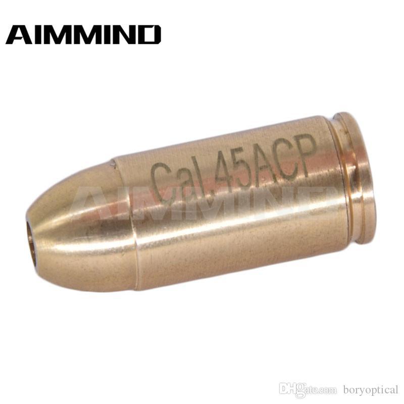 الليزر الأحمر كال:45 ACP 12mmx31. 2mm Hold Shooting Shooting Hand Gun Laser Optic