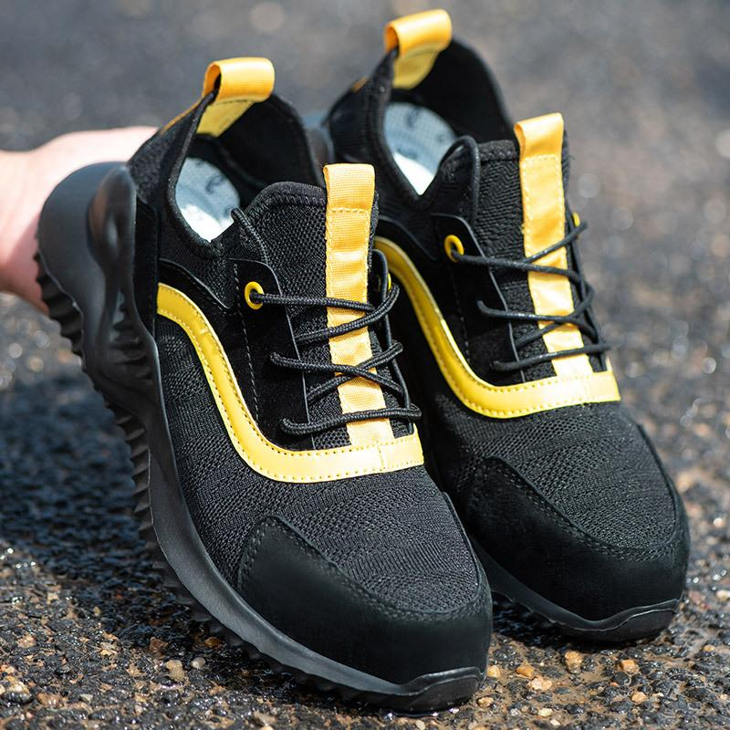 2020 Super Light Safety Work Shoes For