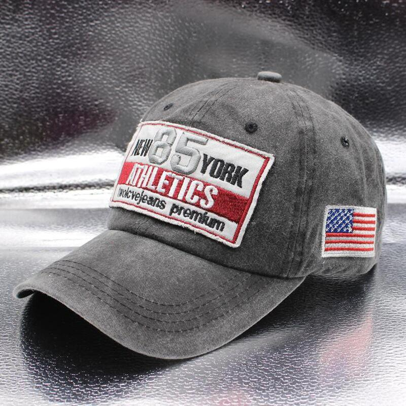 Men Women Hat Trump 2020 Snapback Hats Custom Denim Cap Professional Caps