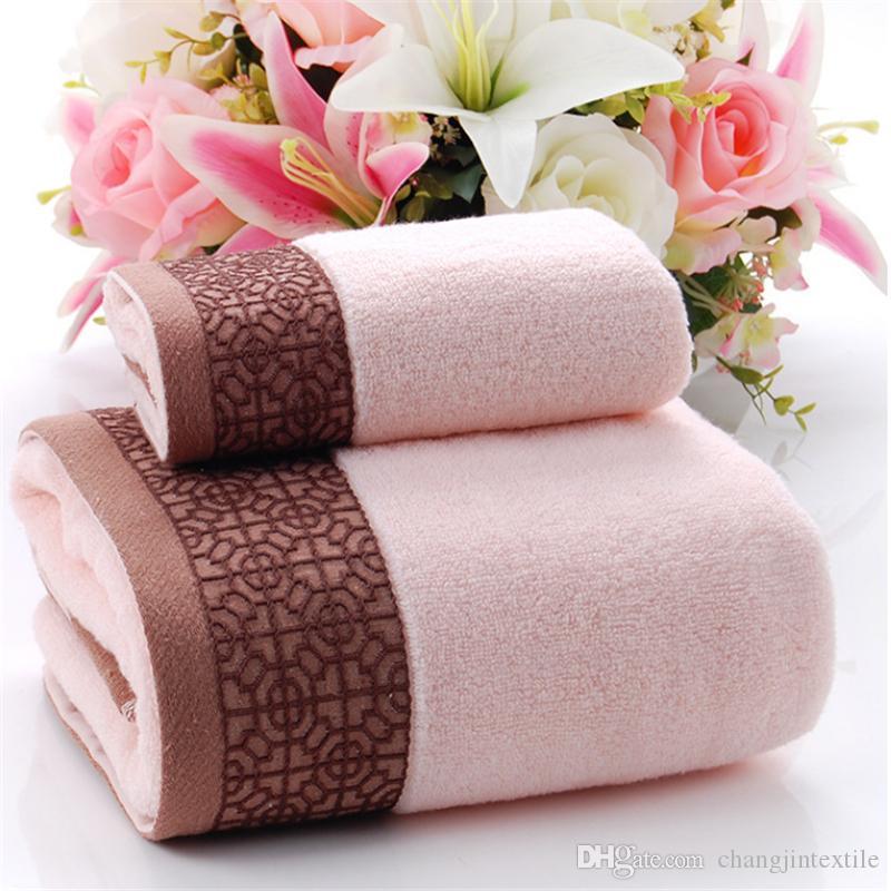 100gg de coton pur d'absorption d'eau douce épaississant les hommes et les femmes face à une serviette adulte un linge de toilette