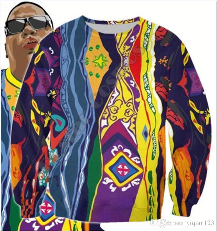 2020 мода Crewneck толстовка рэпер печально известный B. I. G хип-хоп Biggie Smalls уютные толстовки одежда женщины мужчины O-образным вырезом повседневные топы джемпер B277