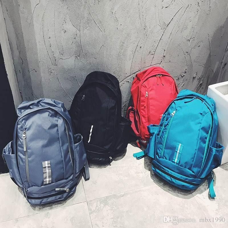 نمط جديد من الرجال حقيبة تحمل على الظهر كرة السلة حقيبة الرياضة مدرسة على ظهره حقيبة على المراهقين الهواء الطلق على ظهره متعددة الوظائف حزمة الحقيبة