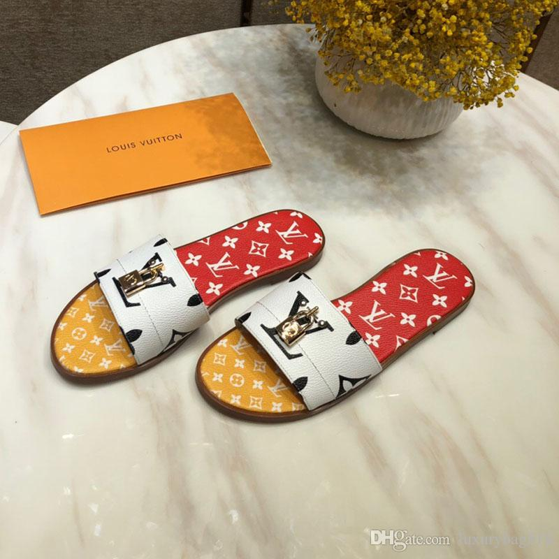 2019 New Original Superstar Ladies Summer Sandals Boutique Outdoor Slippers Luxury Designer Sandals Size 35 41 Birkenstock Cowboy Boots From