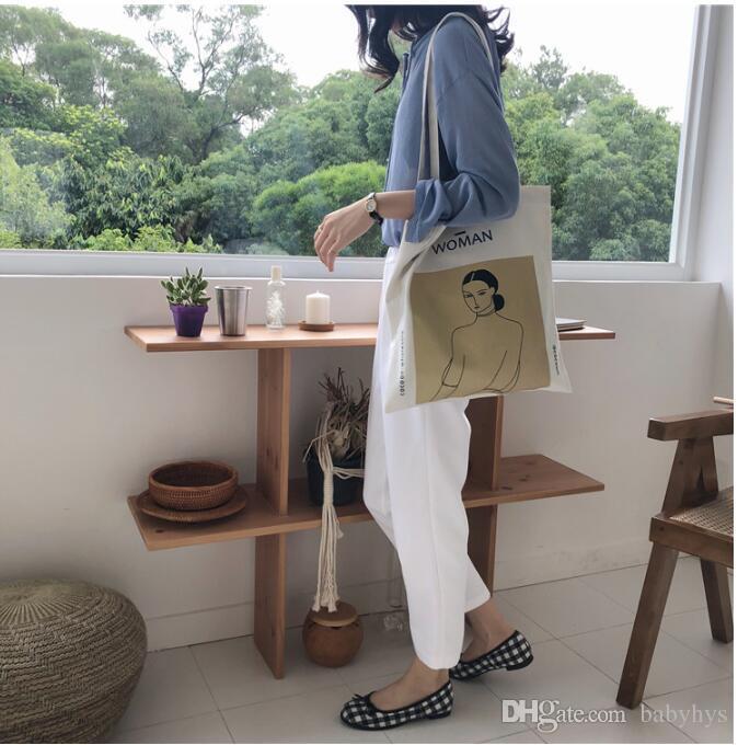 sacs de mode en gros de mode dessins chauds et bon quailty à prendre des marchandises pour bébé coloré et conception propre impression numérique sac de coton