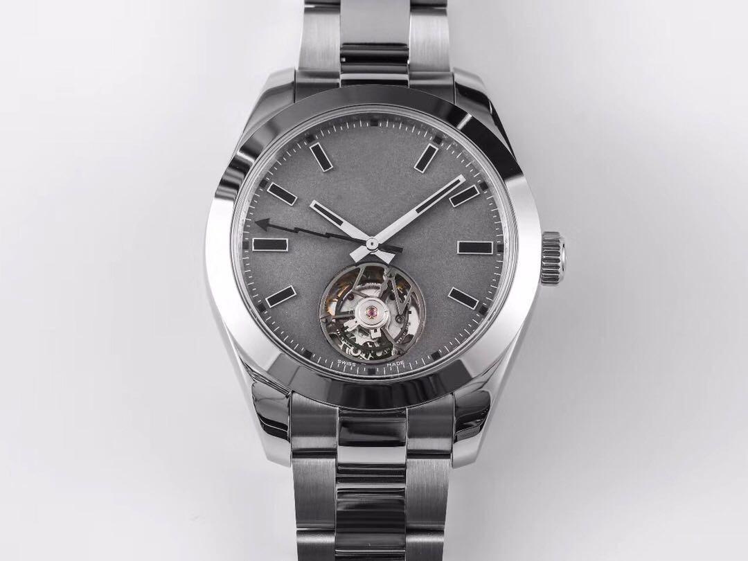 Новый высококачественный, мужской стиль, оснащенный первой большой большой вторыми часами на море, 40 мм, дизайнерские часы