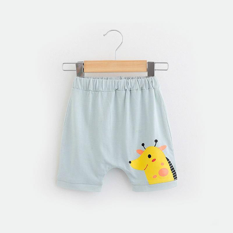 2020 roupa do bebê recém-nascido Calças Curtas Cotton Sólidos de cintura alta Bebés Meninas calções de verão calças da criança do bebê Shorts do menino