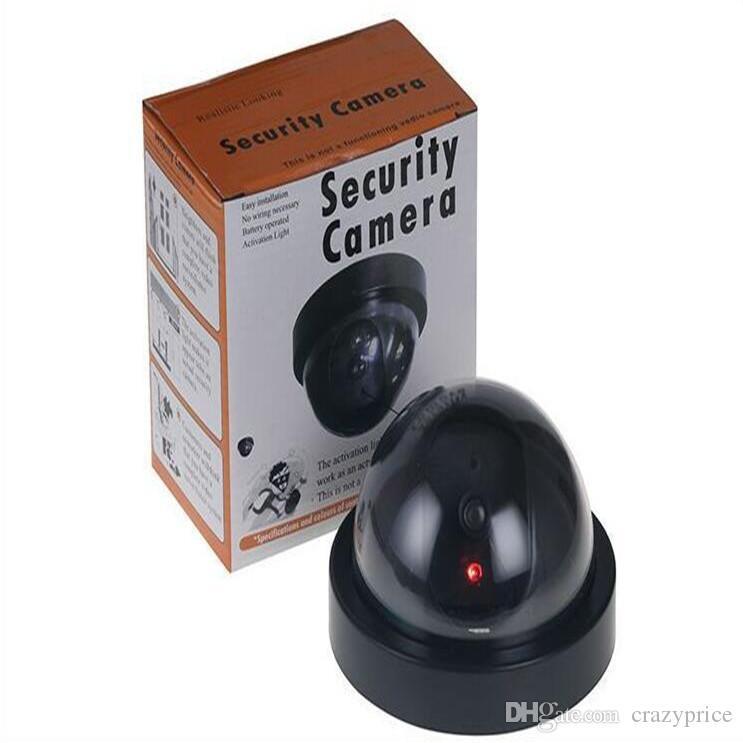보안 카메라 시뮬레이션 비디오 감시 더미 보안 카메라와 Led 빛 야외 홈 보안 CFYZ316Q 공급