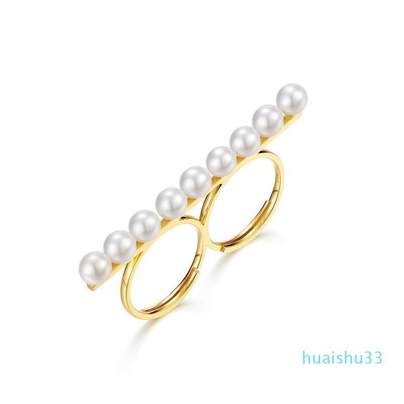 Designer-2020 moda feminina anel de prata 925 de enviar mão da matriz de alta qualidade autêntica agir da ofing papel é provado