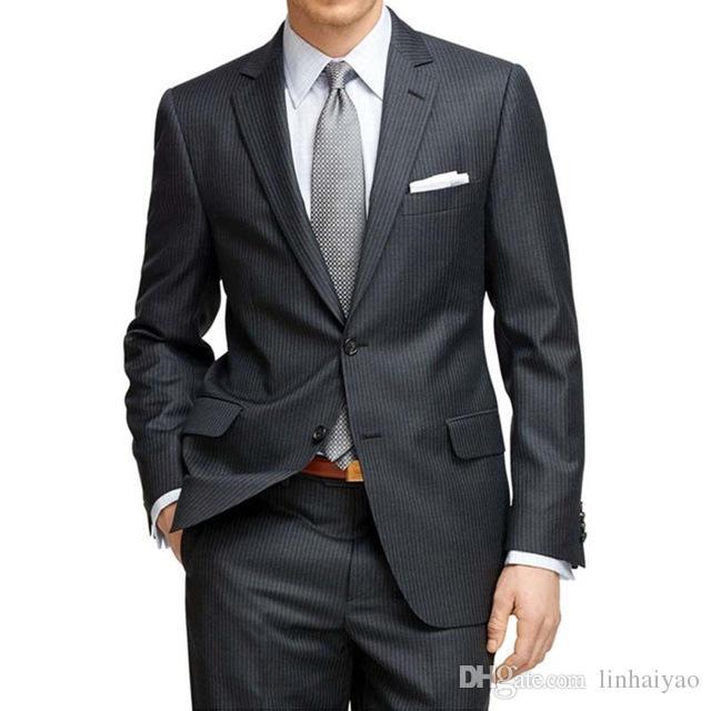(Jacket + pants + vest + tie) 2019 new men's suit suit jacket shiny gray groom men's suit wedding best men's groom party dress