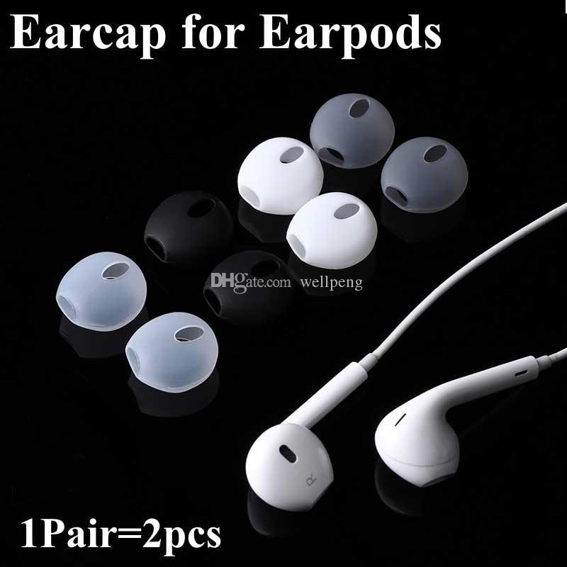 Для Earpod универсальный затычка для ушей защитный колпачок чехол силиконовый наушники Наушники замена советы вкладыши вкладышей ушных вкладышей eargels гели высокого качества