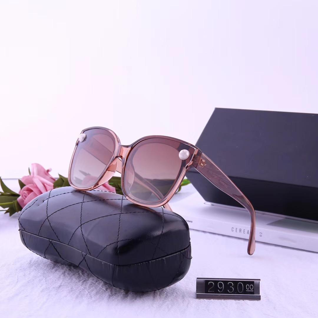 El clásico aviador gafas de sol de alta calidad tendencia de la marca del diseñador de moda de las gafas de sol para hombre y mujer va con gafas de sol