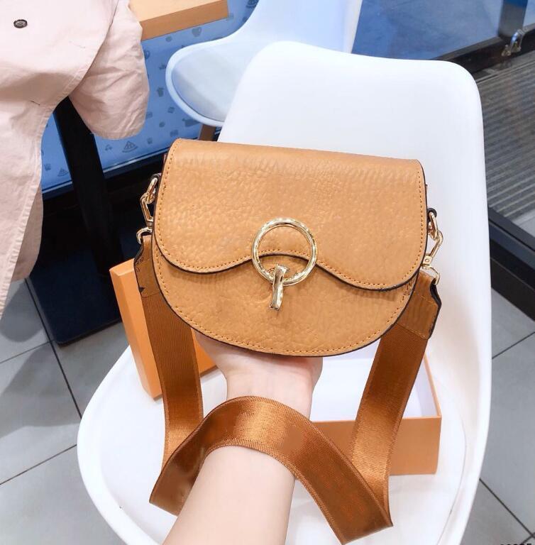 Borse a tracolla dal design di lusso borse di lusso borse a tracolla delle donne Nverfull Lettera sella con la scatola originale