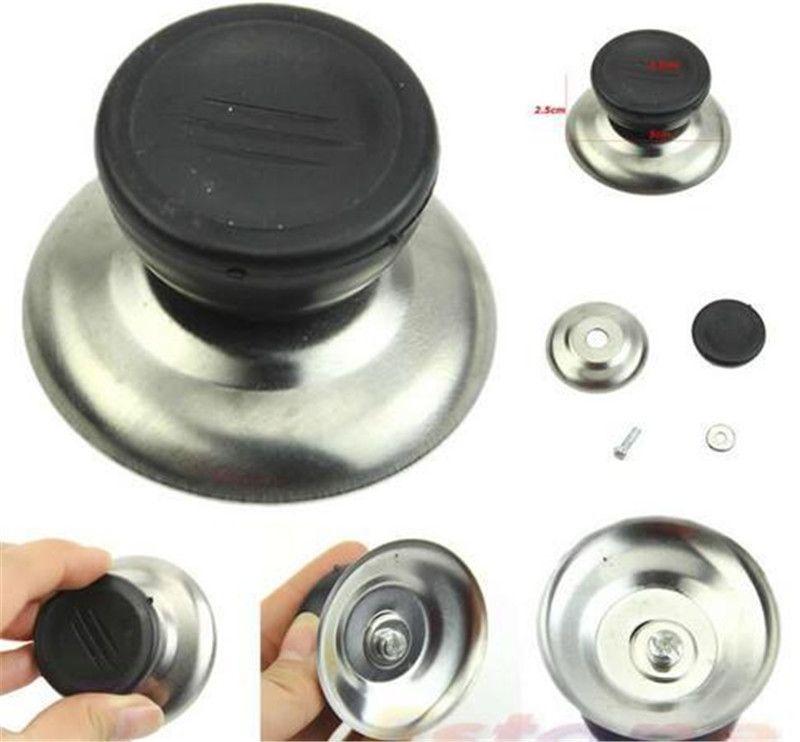 الطعام 5 Pcs / Lot المطبخ الجديد إبدال وعاء الطهي غطاء غلاية غلاية مقبض غطاء غلاية البلاستيك قبضة S
