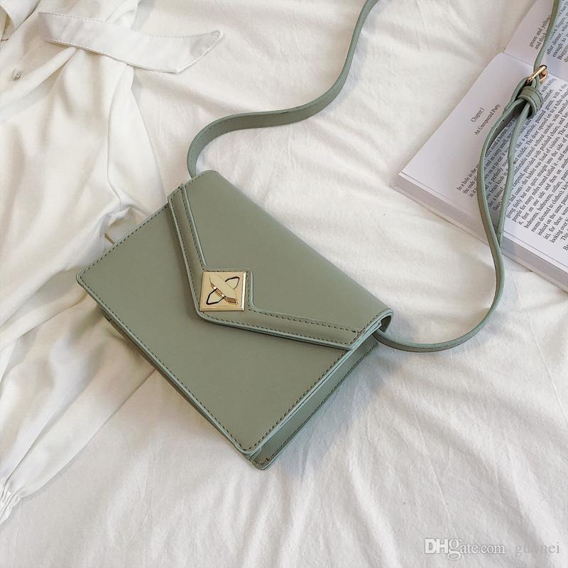 Diseñador bolsos crossbody bolso de cuero bolsas de mensajero del bolso del bolso de la correa de hombro ancha Daka / 4