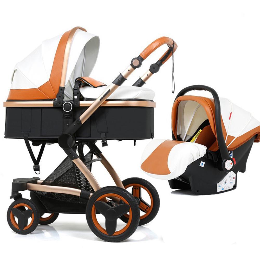 2020 Infant Stroller Car Seat Stroller Combo Travel System