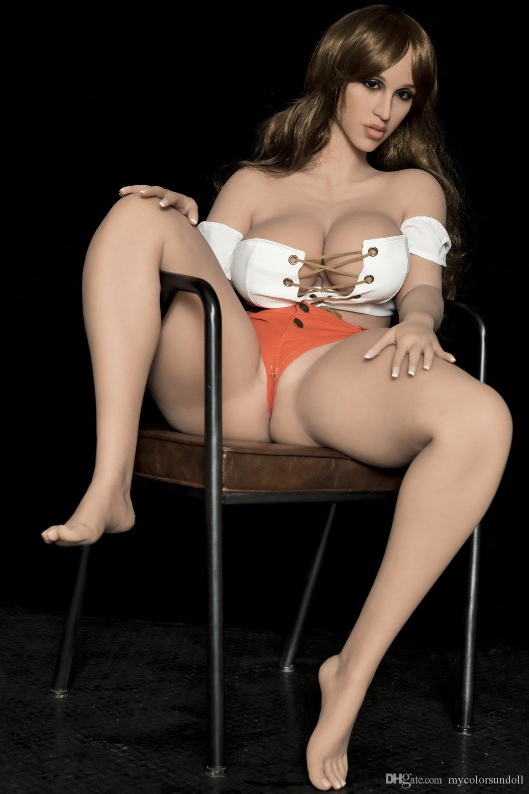 3D Big Tits Anal new 163cm real sex doll big butts big tits chubby ass lifelike 3d vagina  anal oral sex holes dollsex realistic dolls from mycolorsundoll, $304.57|