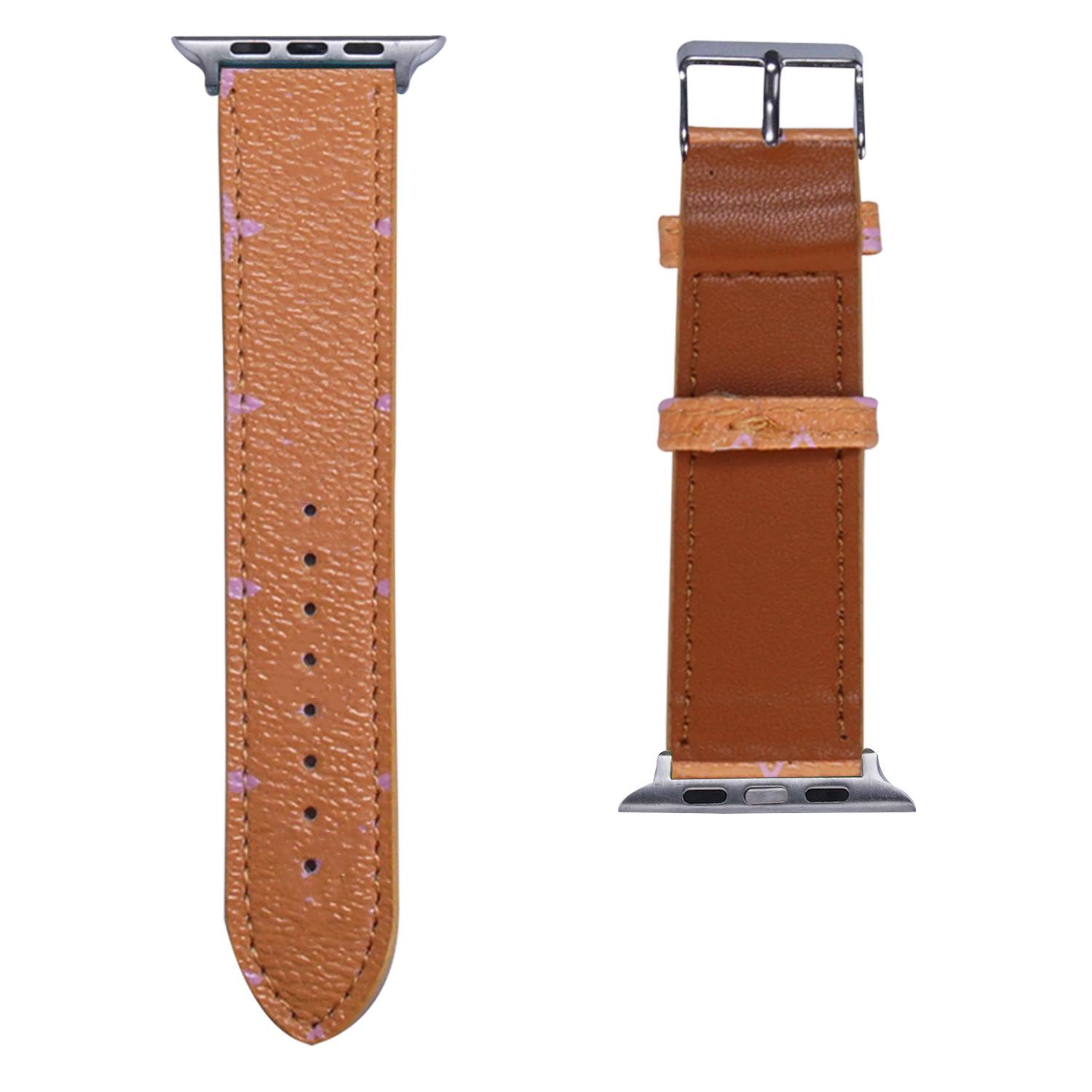 Suitable for Apple Watch strap 38mm 40mm 42mm 44mm high quality designer fashion trend Apple Watch strap