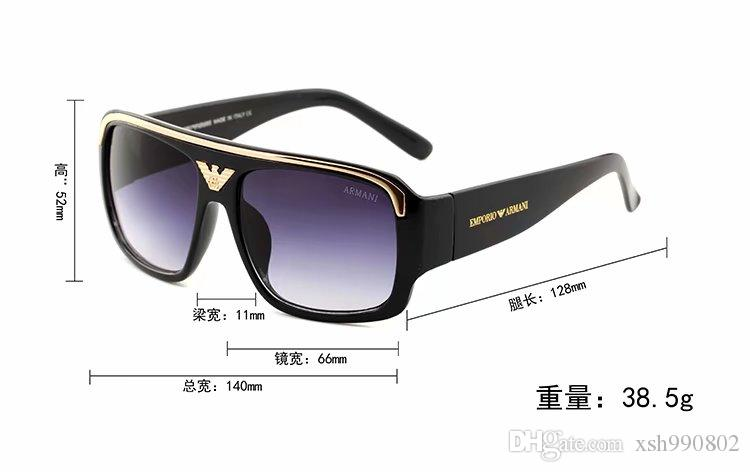 Luxury8designer Sunglasses For Men Fashion Designer Sun Glass Oval Frame Coating Mirror UV400 Lens Carbon Fiber Legs Summer Style Eyewear