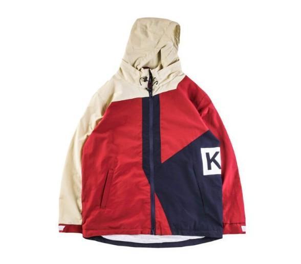 Erkek Tasarımcı ceketler Kutusu Logo Moda WINDBREAKER High Street Kapşonlu Ceketler Hoodie Casual Kapşonlu Ceketler Dış Giyim