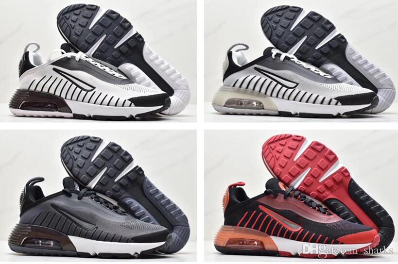 2090 Mens New Airs Bowfin Designer Laufschuhe Schwarz Leichte Turnschuhe der Frauen Sport-Designer-Schuhe Großhandel 36-45
